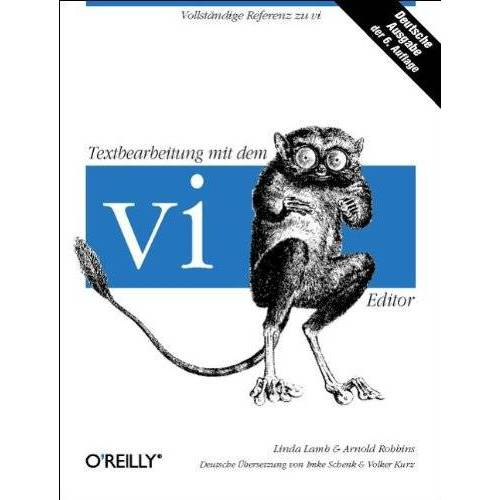 Linda Lamb - Textbearbeitung mit dem vi-Editor - Preis vom 14.04.2021 04:53:30 h
