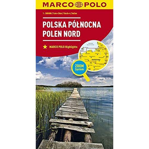 - MARCO POLO Karte Polen Nord 1:300 000 (MARCO POLO Karten 1:300.000) - Preis vom 19.02.2020 05:56:11 h