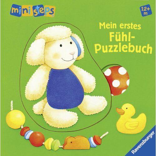 Sabine Cuno - ministeps® Bücher: Mein erstes Fühl-Puzzlebuch: Ab 12 Monaten - Preis vom 10.04.2021 04:53:14 h