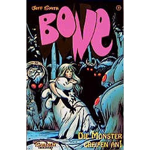 Smith - Bone, Bd.2, Die Monster greifen an! - Preis vom 27.02.2021 06:04:24 h