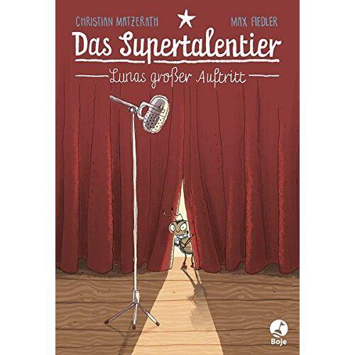 Christian Matzerath - Das Supertalentier - Lunas großer Auftritt - Preis vom 11.04.2021 04:47:53 h