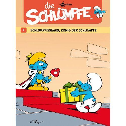 Peyo - Die Schlümpfe 02. Schlumpfissimus, König der Schlümpfe - Preis vom 06.09.2020 04:54:28 h