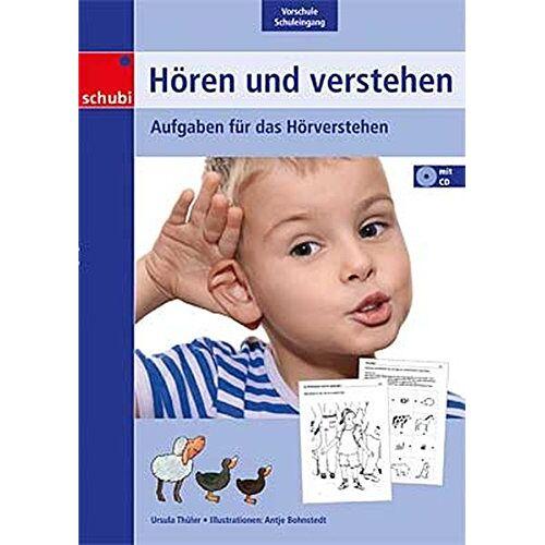 Ursula Thüler - Hören und verstehen 1: Vorschule, Schuleingang - Preis vom 08.05.2021 04:52:27 h