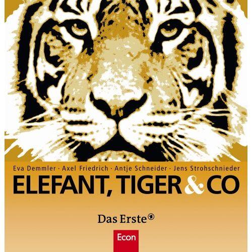 Eva Demmler - Elefant, Tiger & Co. - Preis vom 05.09.2020 04:49:05 h