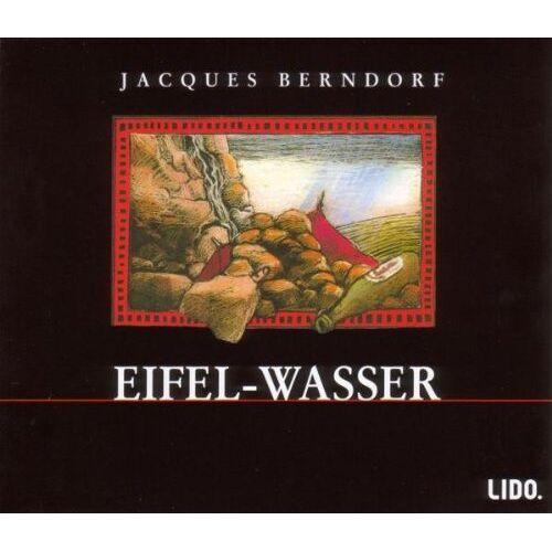 Jacques Berndorf - Eifel-Wasser. 3 CDs. - Preis vom 05.05.2021 04:54:13 h