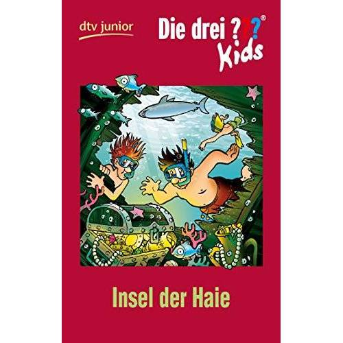 Boris Pfeiffer - Die drei ??? Kids 41 - Insel der Haie: Erzählt von Boris Pfeiffer - Preis vom 28.02.2021 06:03:40 h