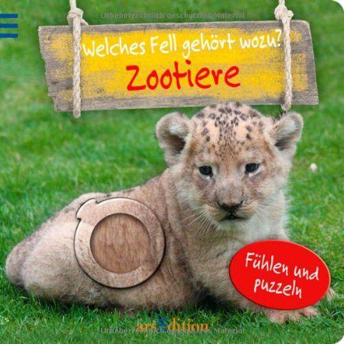 kein Autor - Zootiere: Welches Fell gehört wozu? - Preis vom 21.10.2020 04:49:09 h