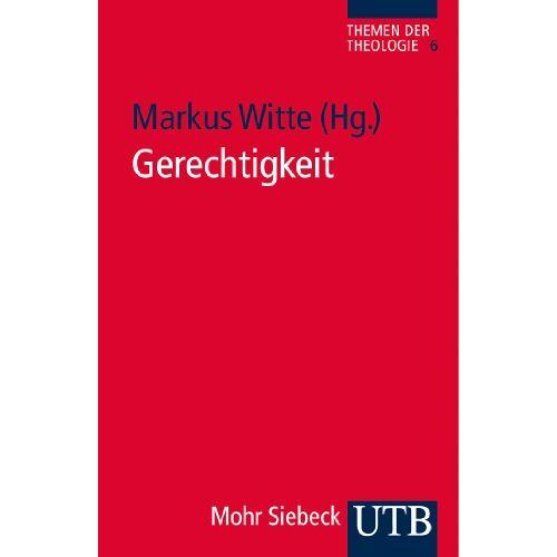 Markus Witte - Gerechtigkeit - Preis vom 13.05.2021 04:51:36 h