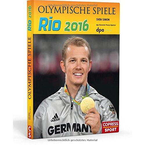 Sven Simon - Olympische Spiele Rio 2016 - Preis vom 20.10.2020 04:55:35 h