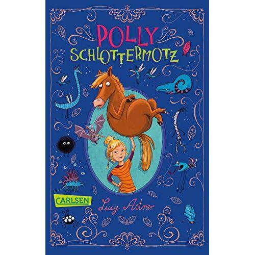 Lucy Astner - Polly Schlottermotz 1: Polly Schlottermotz - Preis vom 09.05.2021 04:52:39 h