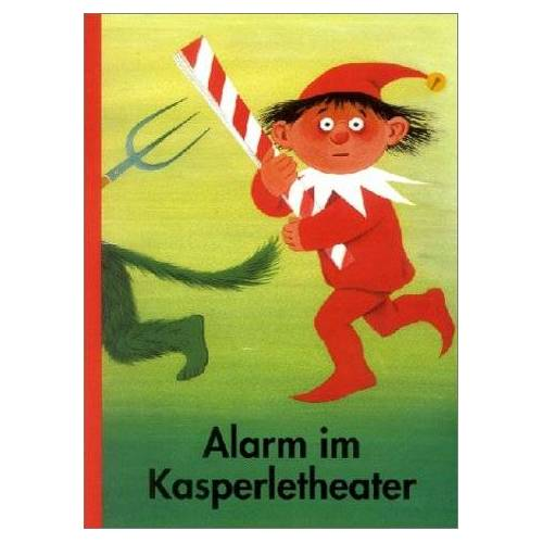 Nils Werner - Alarm im Kasperletheater - Preis vom 18.04.2021 04:52:10 h
