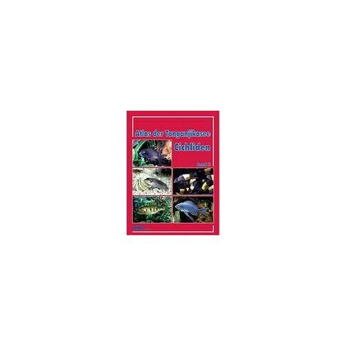 Pierre Brichard - Atlas der Tanganjikasee Cichliden Bd. 2 - Preis vom 12.04.2021 04:50:28 h