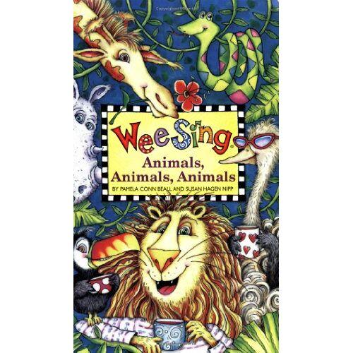 Beall, Pamela Conn - Wee Sing Animals, Animals, Animals - Preis vom 30.05.2020 05:03:23 h