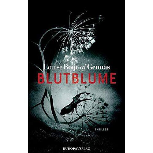 Louise Boije af Gennäs - Blutblume: Thriller (Widerstandstrilogie, Band 1) - Preis vom 14.05.2021 04:51:20 h