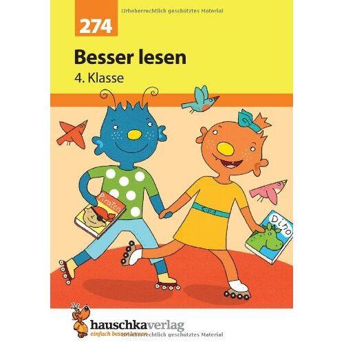 Linda Neumann - Besser lesen 4. Klasse - Preis vom 25.02.2021 06:08:03 h