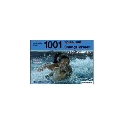 Autorenteam - 1001 Spiel- und Übungsformen im Schwimmen: mit den Schweizerischen Tests im Schwimmsport - Preis vom 15.05.2021 04:43:31 h