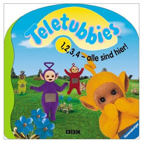 Andrew Davenport - Teletubbies, Zeit für Teletubbies, 1,2,3,4, alle sind hier! - Preis vom 11.04.2021 04:47:53 h