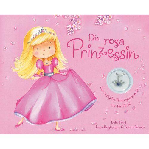 Parragon - Die rosa Prinzessin: mit Prinzessinenkette - Preis vom 11.05.2021 04:49:30 h