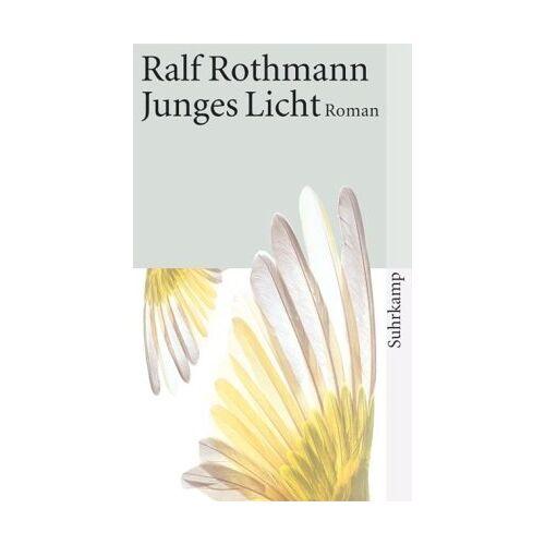 Ralf Rothmann - Junges Licht - Preis vom 10.05.2021 04:48:42 h