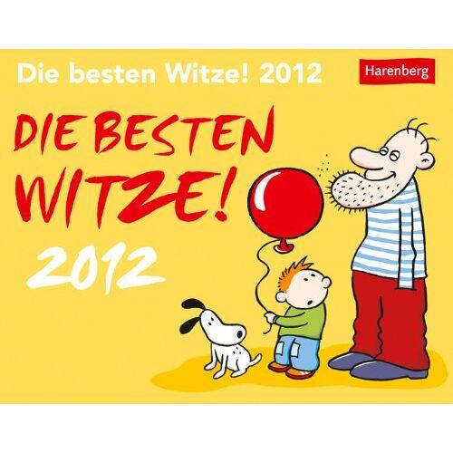 Harenberg - Die besten Witze 2012 - Preis vom 04.09.2020 04:54:27 h