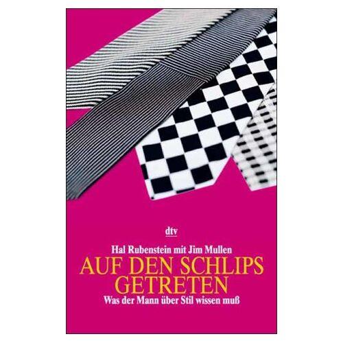 Hal Rubenstein - Auf den Schlips getreten - Preis vom 21.10.2020 04:49:09 h