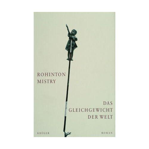 Rohinton Mistry - Das Gleichgewicht der Welt - Preis vom 14.05.2021 04:51:20 h