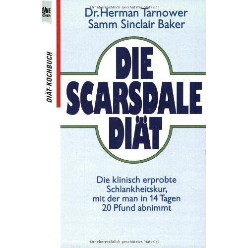 Herman Tarnower - Die Scarsdale Diät - Preis vom 21.10.2020 04:49:09 h