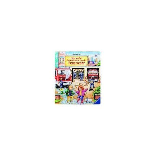 Sabine Cuno - Mein großes Gucklochbuch von der Feuerwehr - Preis vom 05.09.2020 04:49:05 h
