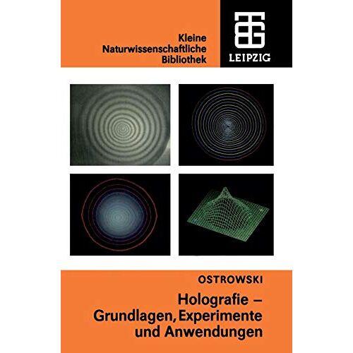 Ostrowski, Juri I. - Holografie - Preis vom 03.05.2021 04:57:00 h