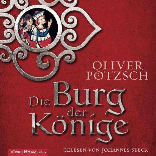 Oliver Pötzsch - Die Burg der Könige: 8 CDs - Preis vom 21.10.2020 04:49:09 h