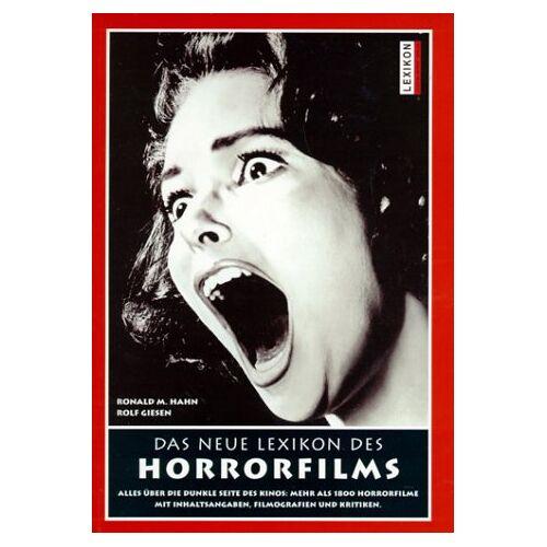 Hahn, Ronald M. - Das neue Lexikon des Horrorfilms - Preis vom 08.04.2021 04:50:19 h