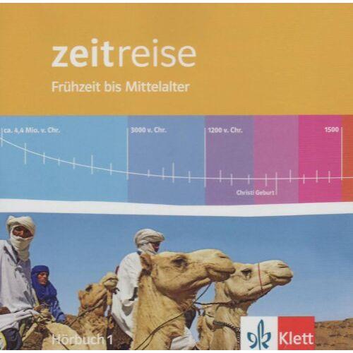 - Zeitreise - Hörbuch 1: Frühzeit bis Mittelalter - Preis vom 21.10.2020 04:49:09 h