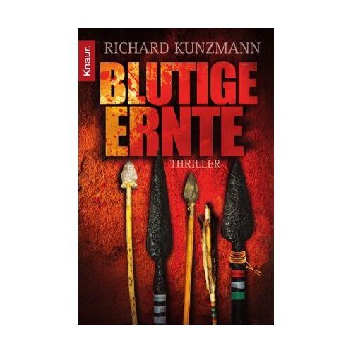 Richard Kunzmann - Blutige Ernte: Thriller - Preis vom 21.10.2020 04:49:09 h
