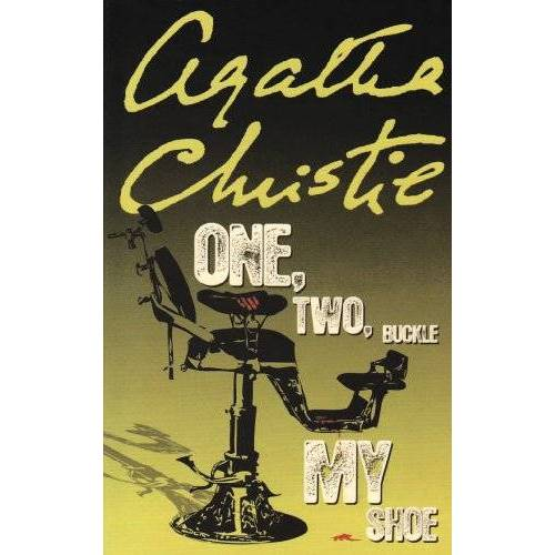Agatha Christie - Hercule Poirot. One, Two, Buckle My Shoe. (Poirot) - Preis vom 18.04.2021 04:52:10 h