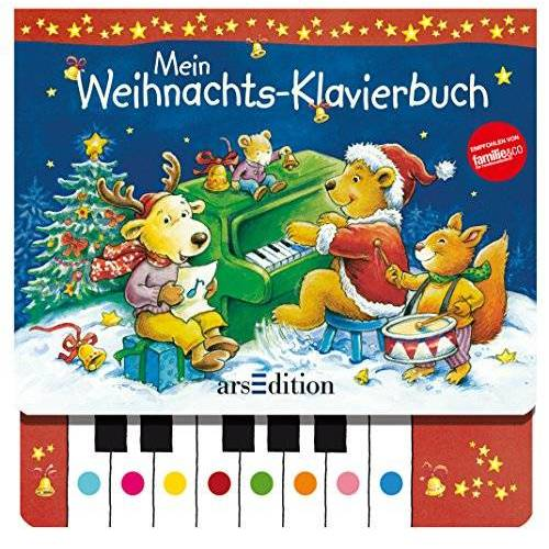 - Mein Weihnachts-Klavierbuch - Preis vom 25.01.2021 05:57:21 h