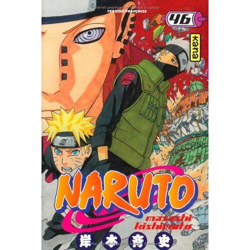 Masashi Kishimoto - Naruto, Tome 46 : Le retour de Naruto !! - Preis vom 16.04.2021 04:54:32 h