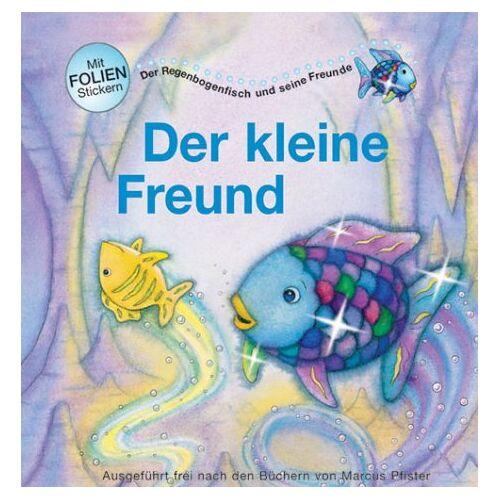 Gail Donovan - Der kleine Freund, m. Folien-Stickern - Preis vom 03.05.2021 04:57:00 h