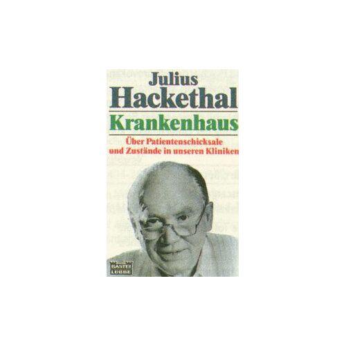 Julius Hackethal - Krankenhaus - Preis vom 21.10.2020 04:49:09 h