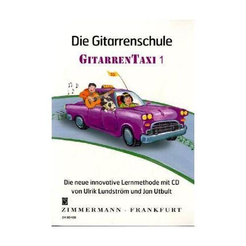 Jan Utbult - Die Gitarrenschule Gitarrentaxi: Gitarrentaxi - Preis vom 25.02.2020 06:03:23 h