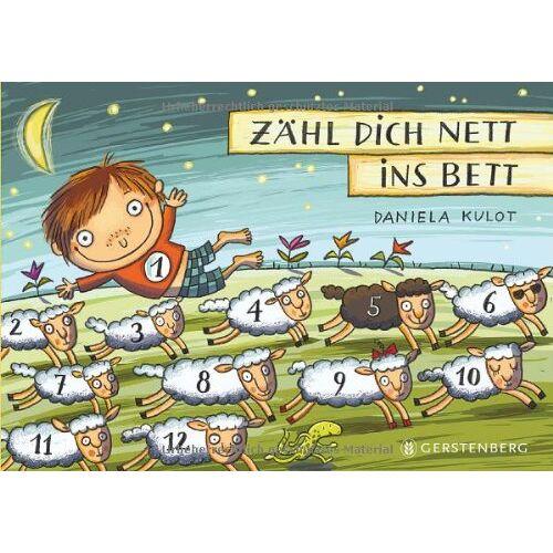 Daniela Kulot - Zähl dich nett ins Bett - Preis vom 21.04.2021 04:48:01 h