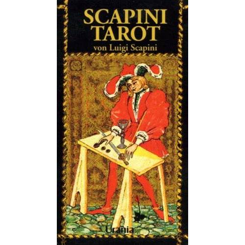 Luigi Scapini - Tarotkarten, Scapini Tarot - Preis vom 02.12.2020 06:00:01 h