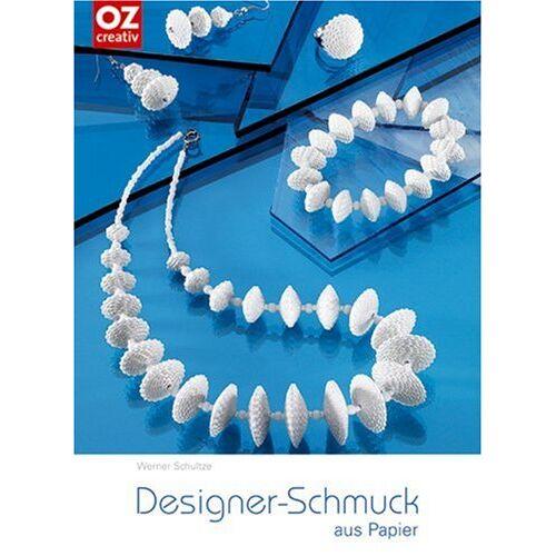 Werner Schultze - Designer-Schmuck aus Papier - Preis vom 07.04.2021 04:49:18 h