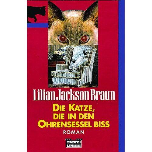 Braun Die Katze, die in den Ohrensessel biß. - Preis vom 06.09.2020 04:54:28 h