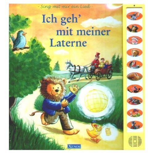 Axel Dissmann - Ich geh' mit meiner Laterne, m. Tonmodul - Preis vom 20.10.2020 04:55:35 h