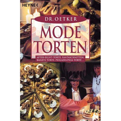 August Oetker - Modetorten: After-Eight-Torte, Fantaschnitten, Baileys-Torte, Philadelphia-Torte ... - Preis vom 19.04.2021 04:48:35 h