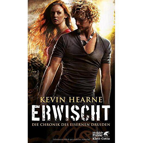 Kevin Hearne - Die Chronik des Eisernen Druiden / Erwischt: Die Chronik des Eisernen Druiden 5 - Preis vom 04.09.2020 04:54:27 h