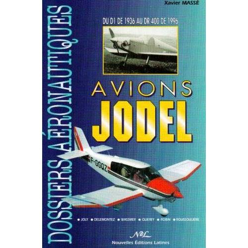 Xavier Massé - Avions jodel - Preis vom 19.01.2021 06:03:31 h