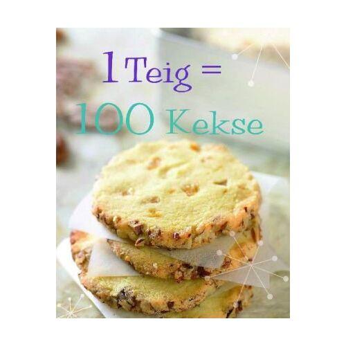 Linda Doeser - 1 Teig = 100 Kekse - Preis vom 09.04.2021 04:50:04 h
