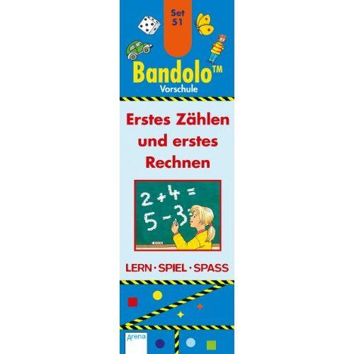 - Erstes Zählen und erstes Rechnen: Bandolo Set 51 - Preis vom 16.05.2021 04:43:40 h