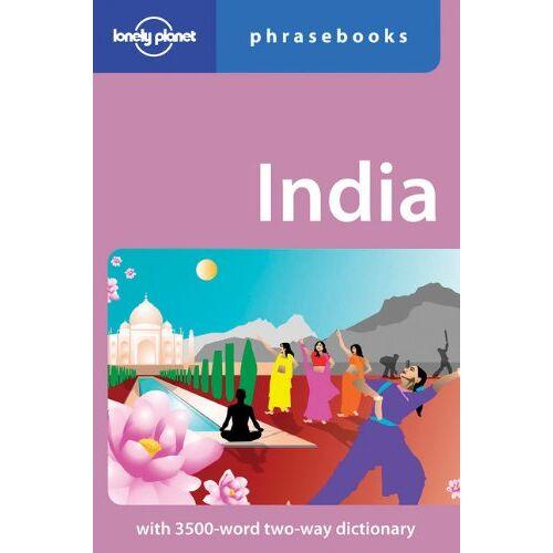 Aa.Vv. - Lonely Planet India Phrasebook (Phrasebooks) - Preis vom 24.06.2020 04:58:28 h